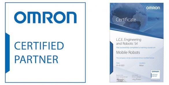 omron certified partner azienda certificata 2