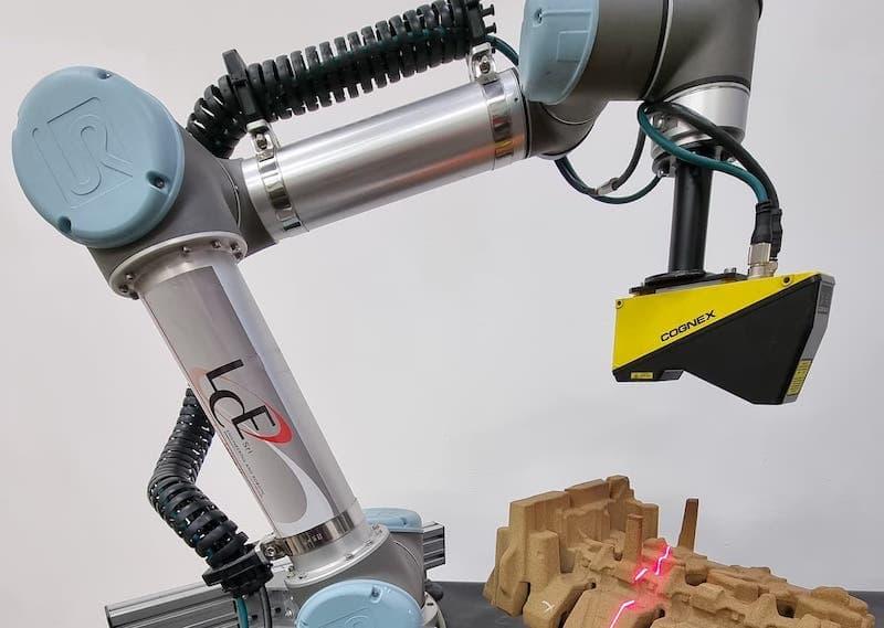 robot collaborativo 4 lce automazione
