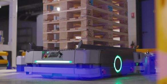 robot robile omron hd 1500 lce robotica